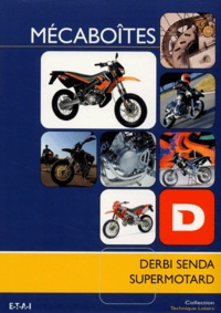 ETAI - Derbi Senda Supermotard.