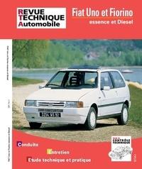 ETAI - Fiat Uno 45, 55, Selecta, 60, 70, turbo ie, Fiat Uno Diesel et turbo Diesel, Fiat Fiorino Diesel.