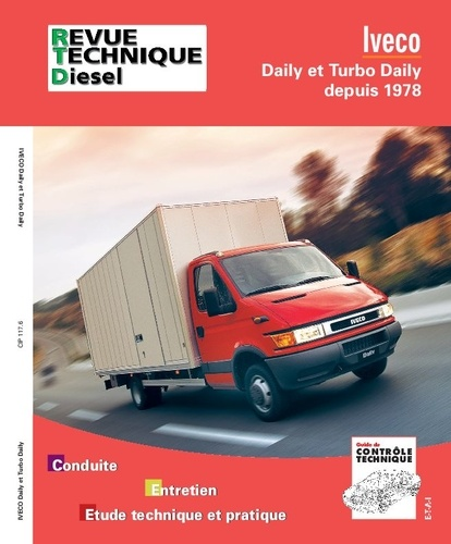 ETAI - Iveco Daily et TurboDaily depuis 1978.