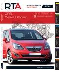 ETAI - Opel Meriva YII 1.7 CDTI 110CHY(9/10 A12/13).