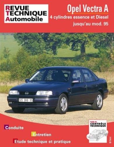 ETAI - Opel Vectra - Moteurs 4 cylidres essenc.