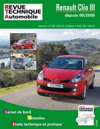 Deedr.fr Renault Clio III 1,4V 16 V + 1,5 DCI 85/105 Image