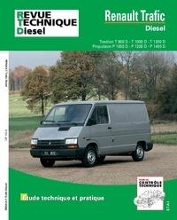 ETAI - Renault Trafic Diesel - Traction T800D, T1000D, T1200D, propulsion P1000D, P1200D, P1400.