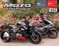 ETAI - Revue Moto Technique N° 178 : Kawasaki z1000(14-15) Honda pcx125(14-15).
