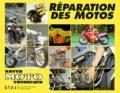 ETAI - REVUE MOTO TECHNIQUE NUMERO 32852 : REPARATION DES MOTOS. - 6ème édition.