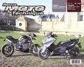 ETAI - Triumph Speed Triple 1050 ; Yamaha TMax 530.