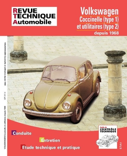 ETAI - Volkswagen Coccinelle [et  utilitaires - Depuis 196.