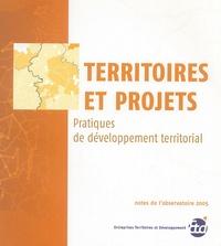 ETD - Territoires et projets - Pratiques de développement territorial.