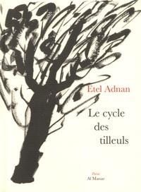 Etel Adnan - Le cycle des tilleuls.