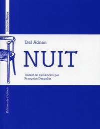 Etel Adnan - Nuit.