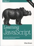 Ethan Brown - Learning JavaScript.