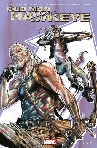 Old Man Hawkeye T02 - 9782809482492 - 12,99 €