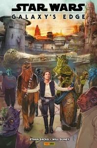 Ethan Sacks - Star Wars: Galaxy's Edge.
