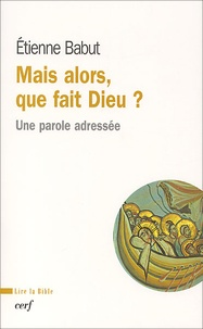 Etienne Babut - .