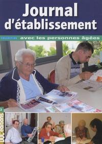 Etienne Bataille et Marie-France Benois - Journal d'établissement.