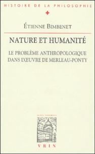 Nature et humanité - Le problème anthropologique dans loeuvre de Merleau-Ponty.pdf