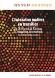 Etienne Cavalié - L'indexation matière en transition - De la réforme de Rameau à l'indexation automatique.