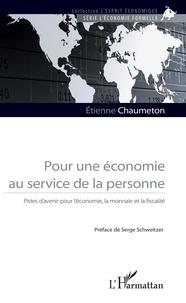 Deedr.fr Pour une économie au service de la personne - Pistes d'avenir pour l'économie, la monnaie et la fiscalité Image