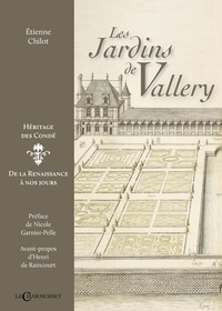 Etienne Chilot - Les jardins de Vallery.
