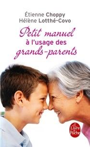 Histoiresdenlire.be Petit manuel à l'usage des grands-parents qui prennent leur rôle à coeur Image