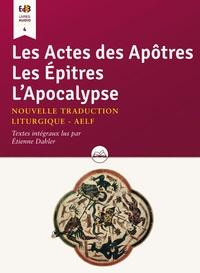 Galabria.be Les Actes des Apôtres, Les Epitres, L´Apocalypse Image