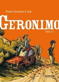 Etienne Davodeau - Géronimo Tome 1 : .