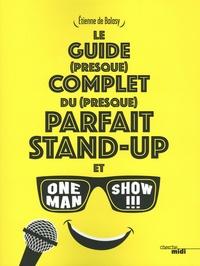 Histoiresdenlire.be Le guide (presque) complet du (presque) parfait stand-up et one man show!!! Image