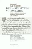 Etienne de La Boétie - De la servitude volontaire - Edition français-arabe classique, arabe algérien, kabyle.