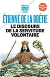 Etienne de La Boétie - Le discours de la servitude volontaire - La Boétie et la question du politique.