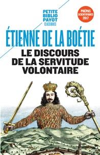 Le discours de la servitude volontaire- La Boétie et la question du politique - Etienne de La Boétie | Showmesound.org