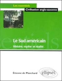 Deedr.fr Le Sud américain. - Histoire, mythe et réalité Image
