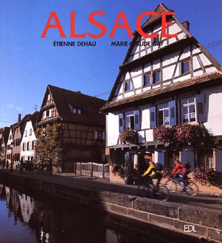 Etienne Dehau et Marie-Claude Gay - Alsace.