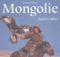Etienne Dehau - Mongolie - Espaces infinis.