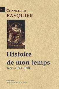 Deedr.fr Histoire de mon temps - Tome 2, 1804-1810 Image