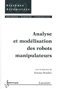 Deedr.fr Analyse et modélisation des robots manipulateurs Image
