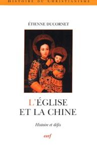 Corridashivernales.be L'Eglise et la Chine - Histoire et défis Image