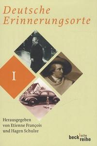 Etienne François - Deutsche Erinnerungsorte - Volumes 1 à 3.