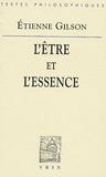 Etienne Gilson - L'être et l'essence.