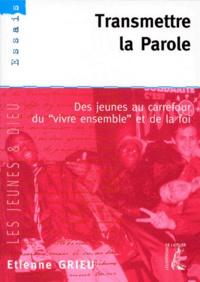 Etienne Grieu - .