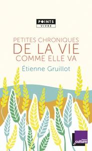 Etienne Gruillot - Petites chroniques de la vie comme elle va.
