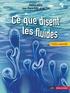 Etienne Guyon et Jean-Pierre Hulin - Ce que disent les fluides - La science des écoulements en images.
