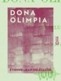 Etienne-Jean Delécluze - Dona Olimpia.