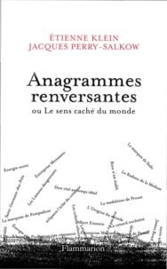 Téléchargez google books en ligne gratuitement Anagrammes renversantes ou Le sens caché du monde PDF