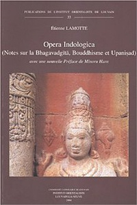Corridashivernales.be Opera Indologica - Notes sur la Bhagavadgita (1929) ; Bouddhisme et Upanisad (1932) Image