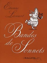 Etienne Lécroart - Bandes de sonnets.