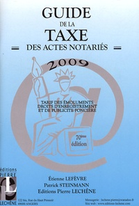 Guide de la taxe des actes notariés 2009.pdf