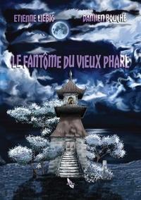 Etienne Liebig et Damien Bouché - Le fantôme du vieux phare - kiko et kishiko T1 2021.