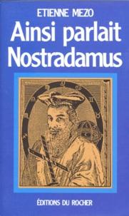 Goodtastepolice.fr Ainsi parlait Nostradamus Image