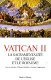 Etienne Michelin et Antoine Guggenheim - Vatican II - La sacramentalité de l'Eglise et le Royaume.