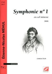 Etienne-Nicolas Méhul - Symphonie n° 1 en sol mineur.